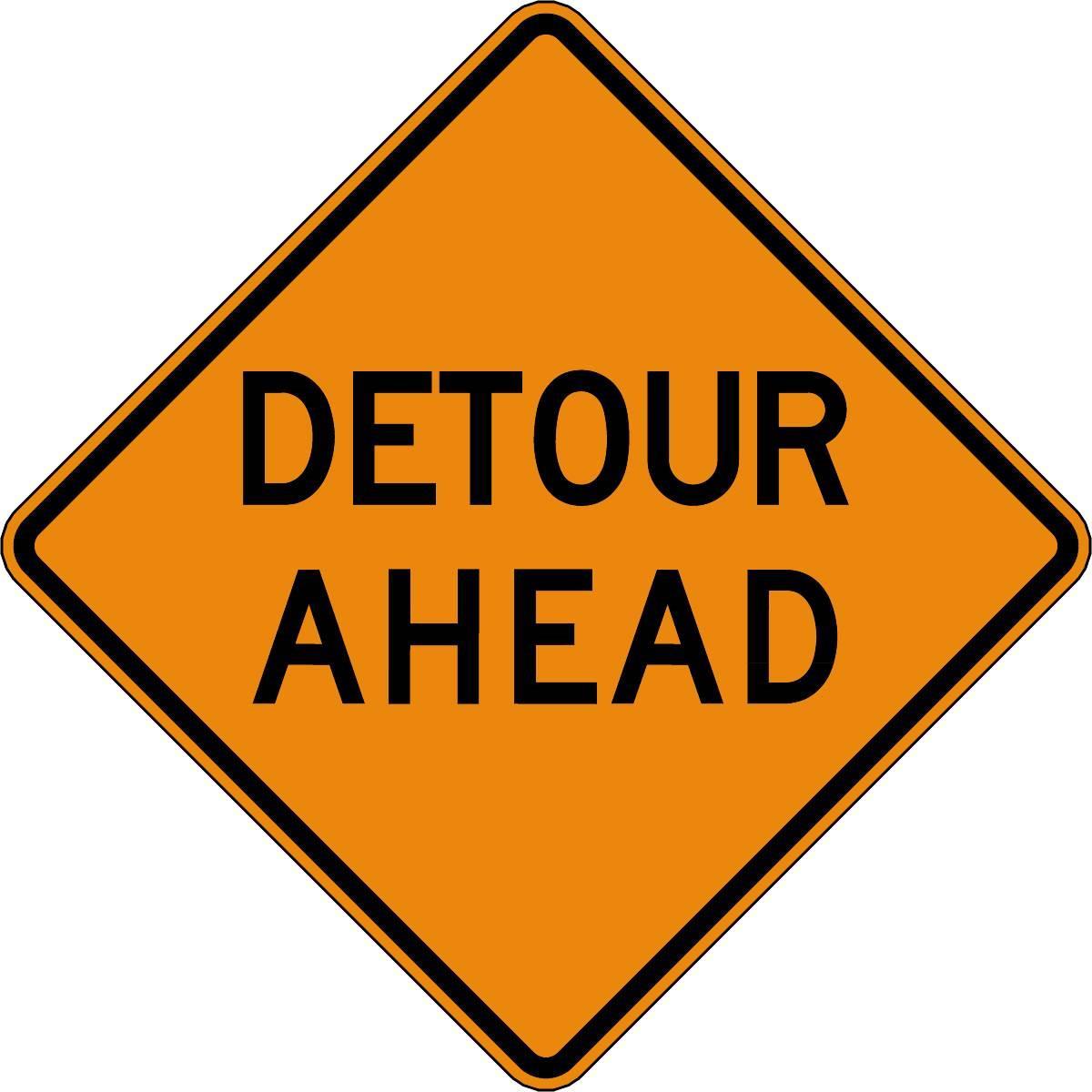 Memorial Parkway Bridge is Closed