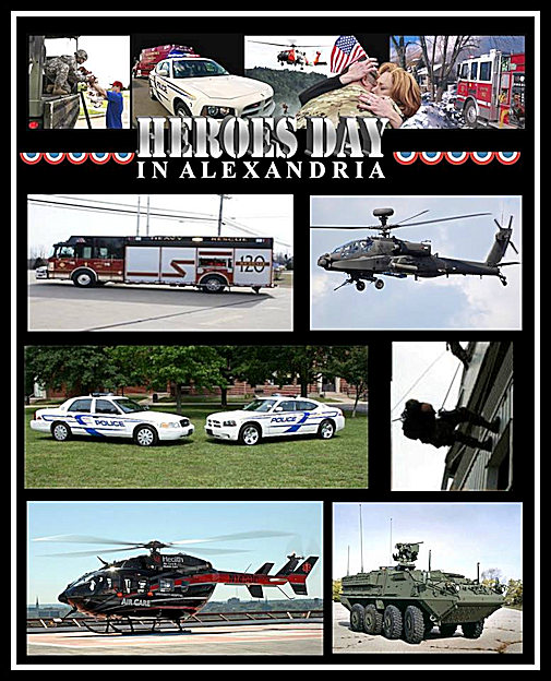 Hero's Day in Alexandria 2016