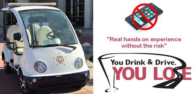 Introducing Drunk, Drugged and Distracted Driving Simulator Program