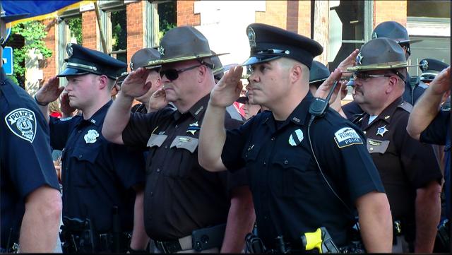 2017 Northern Kentucky Police Memorial