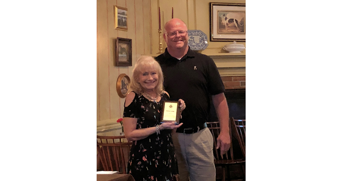 Donna Lange Retires After 21 Years With The Sheriff's Office
