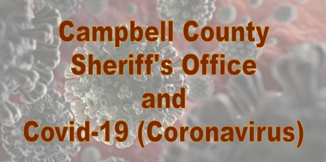 Sheriff's Office During Covid-19